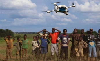 Interview with Matthias Boyen, Drone Focal Point, HIV/AIDS Project Officer, UNICEF