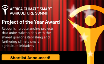 Climate Smart Agriculture Project of the Year Award – Shortlist announced!